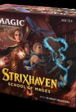 MTG - Strixhaven MTG - Strixhaven: School of Mages Bundle - EN