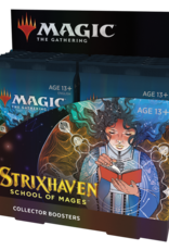 MTG - Strixhaven MTG - Strixhaven: School of Mages Collector Booster Display (12 Packs) - EN