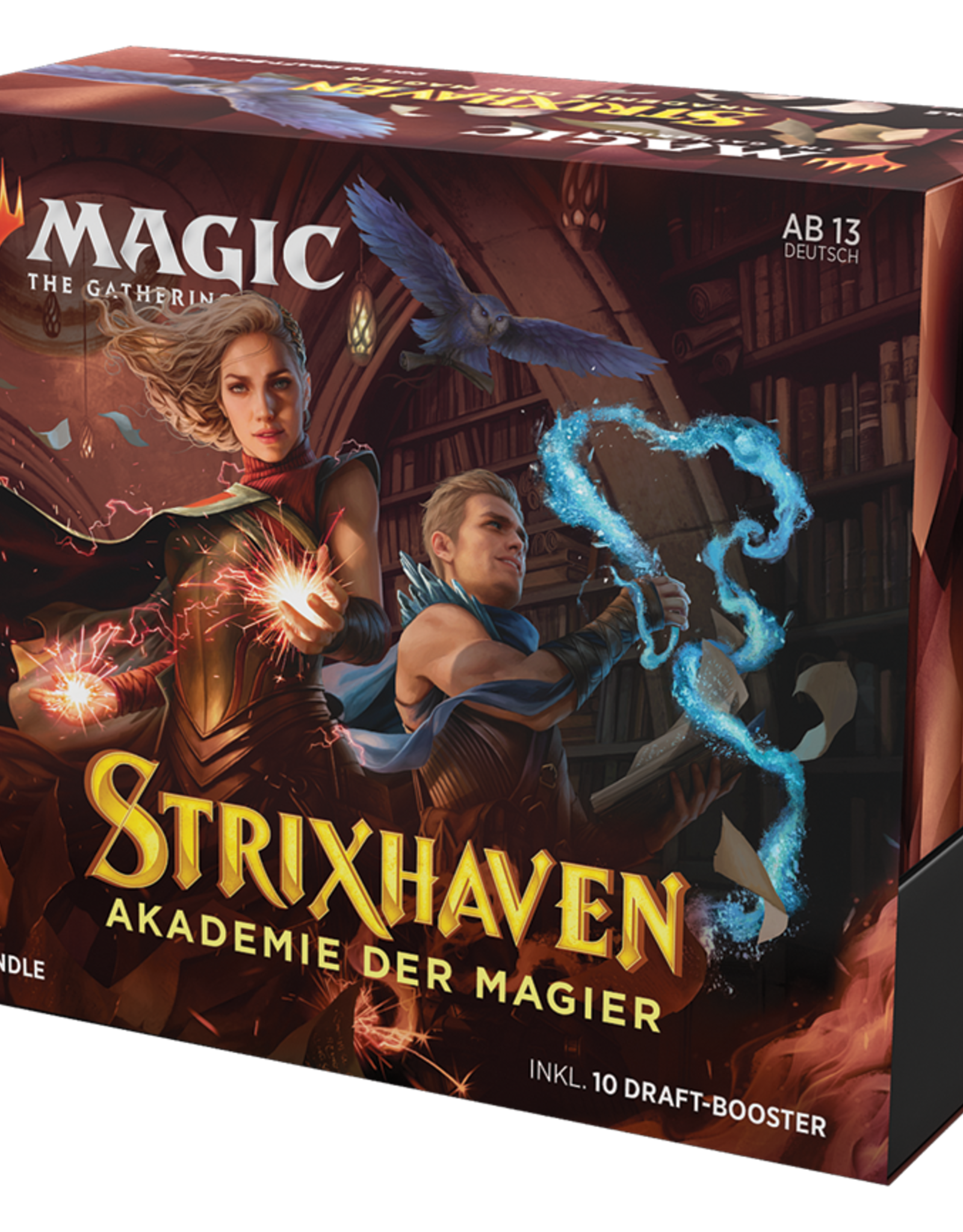 MTG - Strixhaven MTG - Strixhaven: Akademie der Magier Bundle- DE