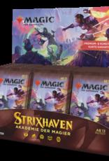 MTG - Strixhaven MTG - Strixhaven: Akademie der Magier Set-Booster Display (36 Packs) - DE