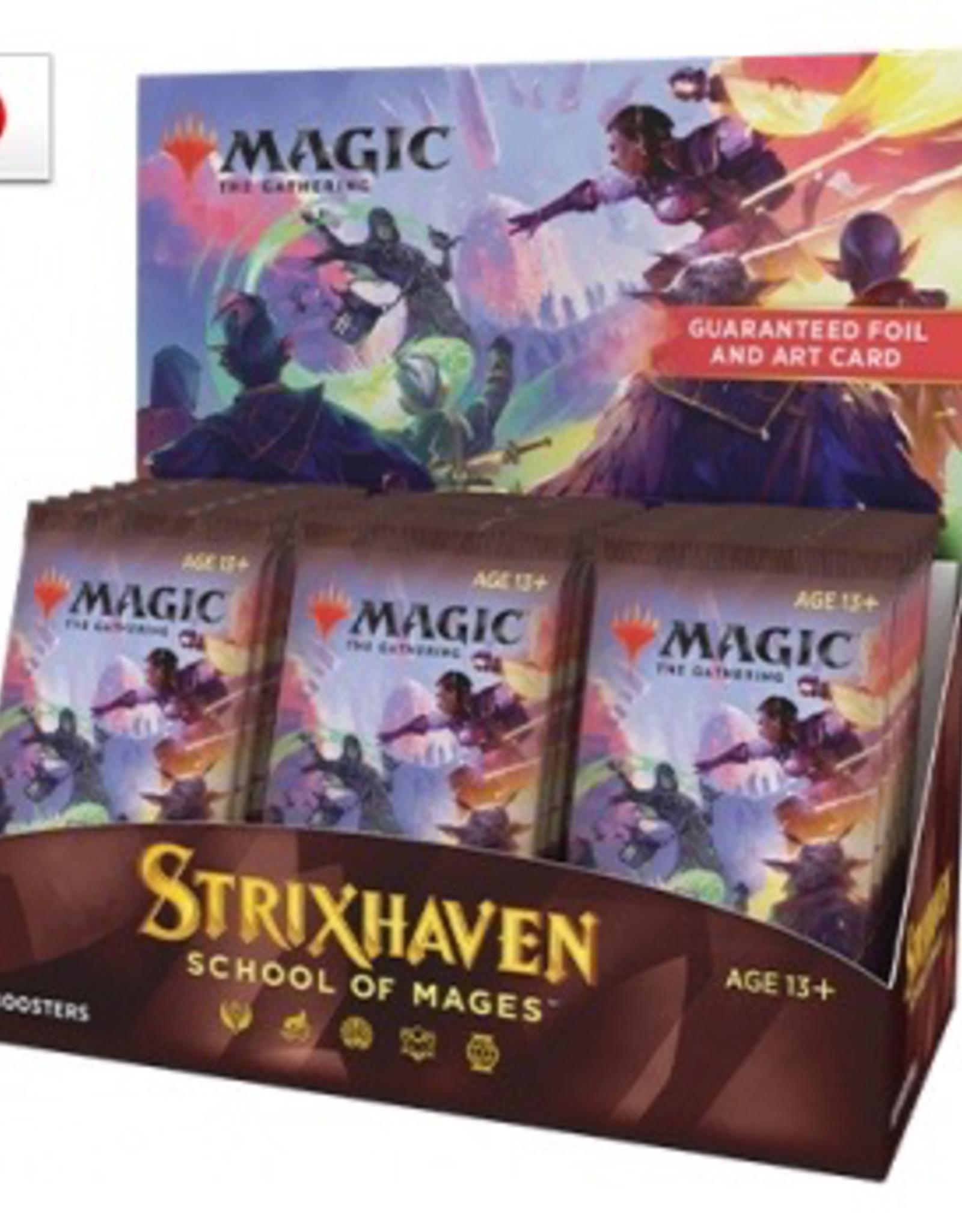 MTG - Strixhaven MTG - Strixhaven: School of Mages Set Booster Display (30 Packs) - JP