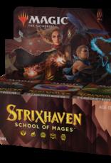 MTG - Strixhaven MTG - Strixhaven: School of Mages Draft Booster Display (36 Packs) - EN