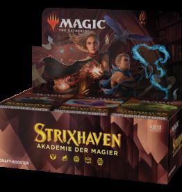 MTG - Strixhaven MTG - Strixhaven: Akademie der Magier Draft-Booster Display (36 Packs) - DE