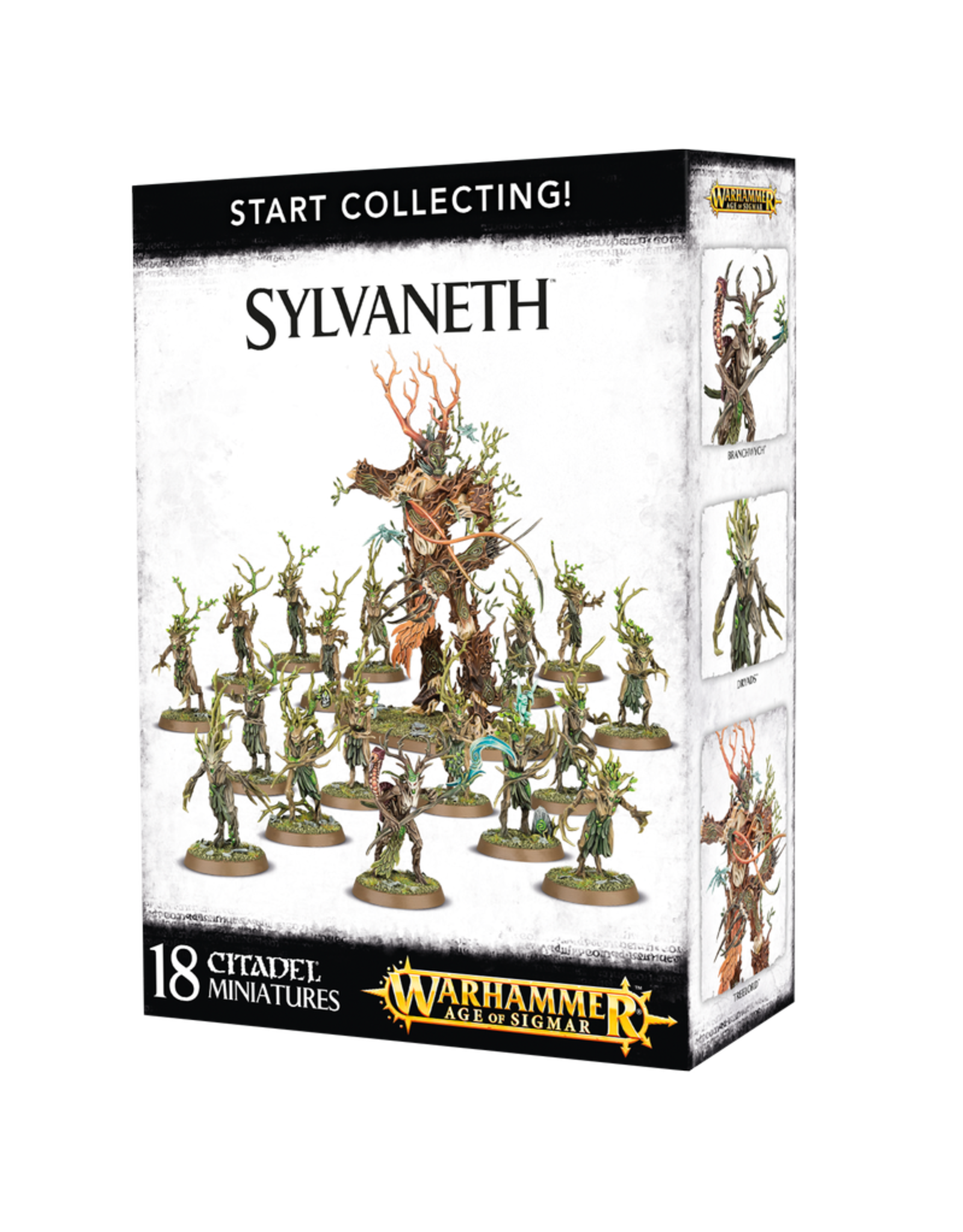 GW - AOS Start Collecting! Sylvaneth