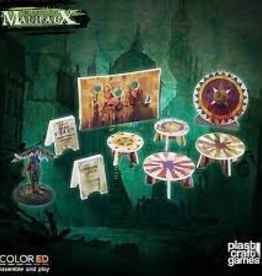 PCG - Scenery Circus Prop Set - ColorED