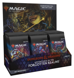 MtG - Adventures in the Forgotten Realms Adventures in the Forgotten Realms Set Booster Display