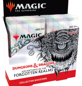 MtG - Adventures in the Forgotten Realms Adventures in the Forgotten Realms Collector's Booster Display