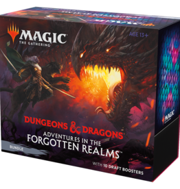 MtG - Adventures in the Forgotten Realms Adventures in the Forgotten Realms Bundle