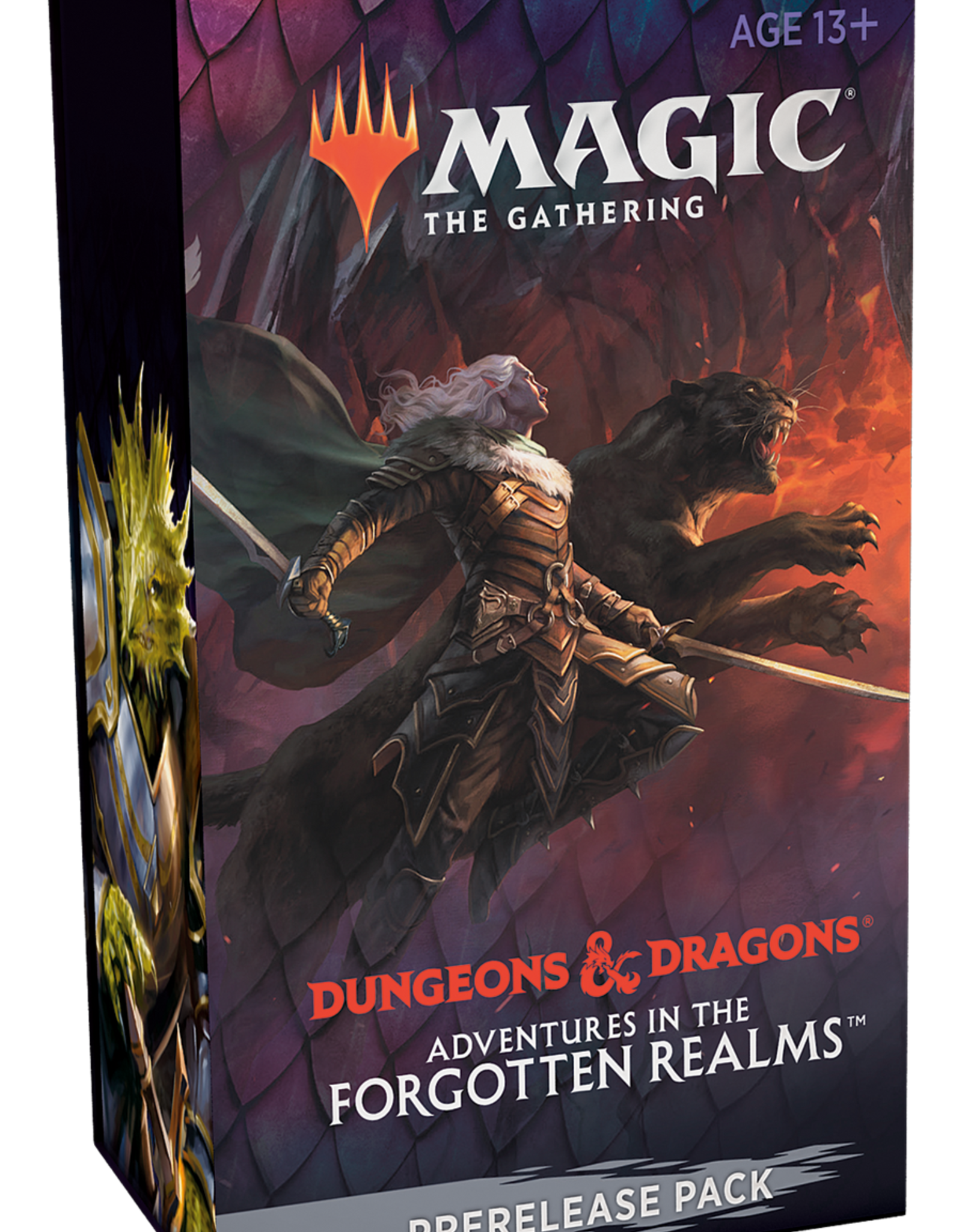 MtG - Adventures in the Forgotten Realms Adventures in the Forgotten Realms Prerelease Pack