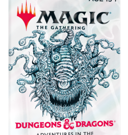 MtG - Adventures in the Forgotten Realms Adventures in the Forgotten Realms Collector's Booster