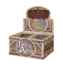 FB - Display Tales of Aria 1st Edition Booster Box