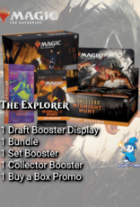 MtG - Adventures in the Forgotten Realms Innistrad Midnight Hunt Explorer Combo