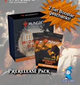 MtG - Innistrad Midnight Hunt Innistrad Midnight Hunt Prerelease Pack