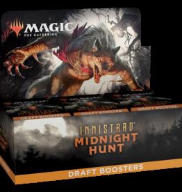 MtG - Innistrad Midnight Hunt Innistrad Midnight Hunt Draft Booster Display