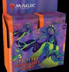 MtG - Innistrad Midnight Hunt Innistrad Midnight Hunt Collector's Booster Display