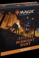 MtG - Innistrad Midnight Hunt Innistrad Midnight Hunt Bundle