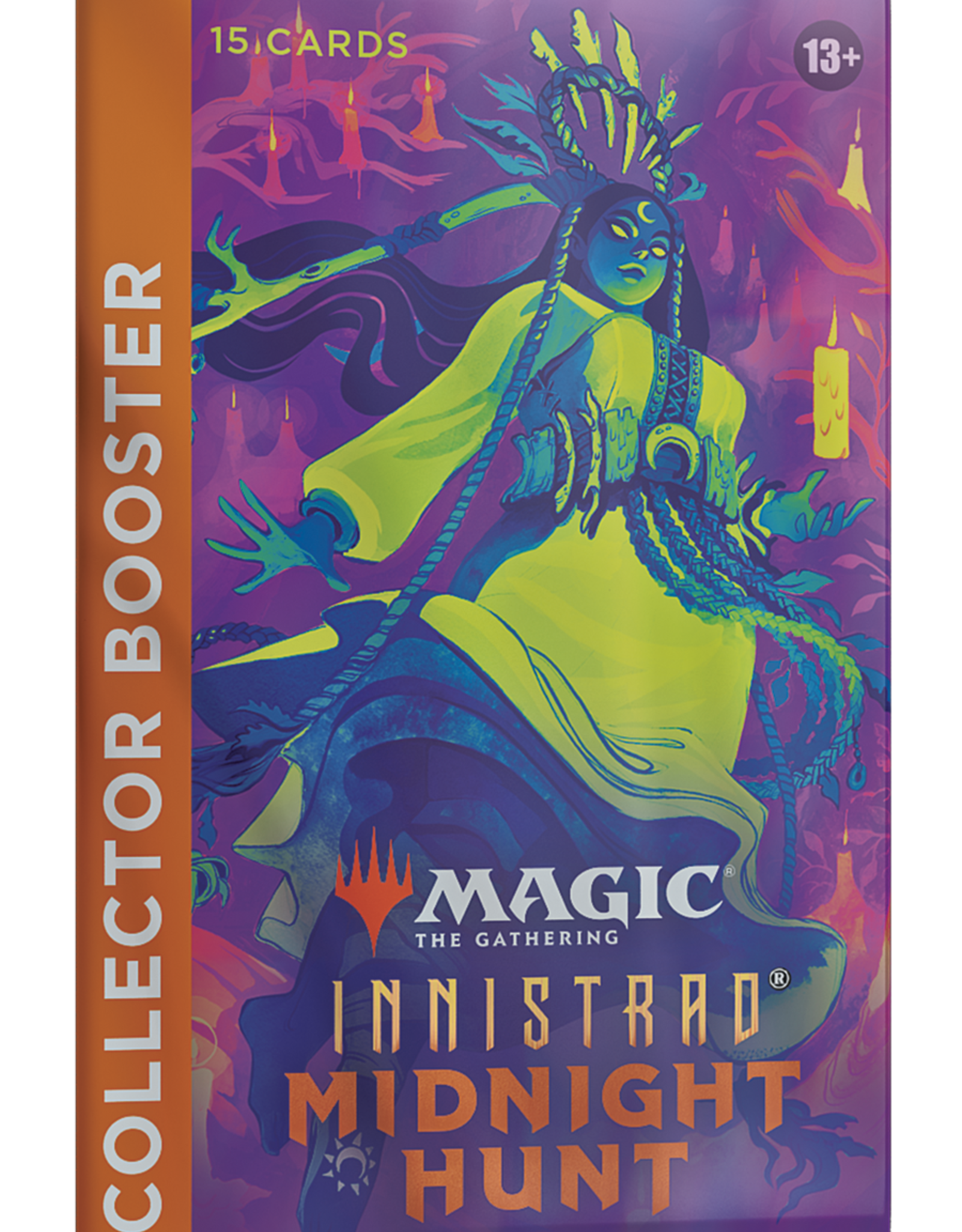 MtG - Adventures in the Forgotten Realms Innistrad Midnight Hunt Collector's Booster