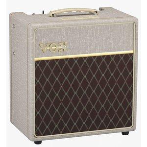 """Vox AC4HW1 HandWired 4W Valve Amp Combo, 1 x 12"""" Celestion Greenback Speaker, Fawn Vinyl"""