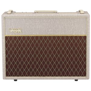 "Vox AC30HW2X HandWired 30W Valve Amp, 2 x 12"" Celestion Alnico Blue Speakers"