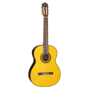 Takamine GC5-NAT Classical Solid Spruce Top, Rosewood Back