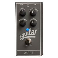 Aguilar Effect Pedal AGRO Bass Overdrive