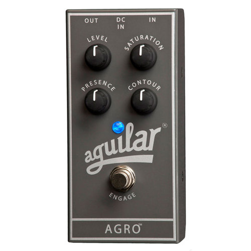 Aguilar Aguilar Effect Pedal AGRO Bass Overdrive