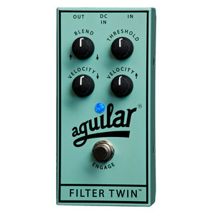 Aguilar Aguilar Effects Pedal Filter Twin Dual Envelope Filter
