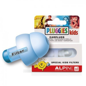 Alpine Pluggies Earplugs w/ Case