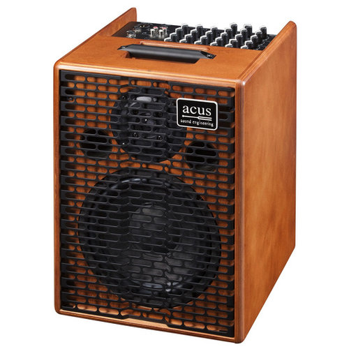 Acus Acus One forStrings-8 200W Acoustic Combo, Wood
