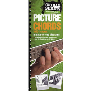 Gig Bag Book of Ukulele Picture Chords