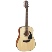 Takamine GD30-NAT Dreadnought, Solid Spruce Top, Mahogany Back