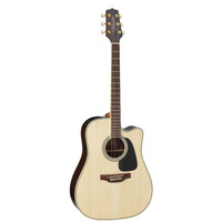 Takamine GD51CE-NAT Dreadnought, Cutaway Electro, Solid Spruce Top, Rosewood Back