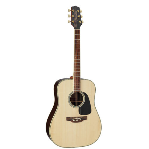 Takamine Takamine GD51-NAT Dreadnought, Solid Spruce Top, Rosewood Back