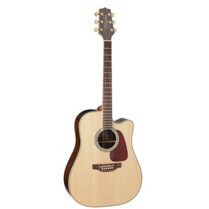 Takamine GD71CE-NAT Dreadnought Cutaway, Solid Spruce Top, Rosewood Back w/ TK-40D Pickup