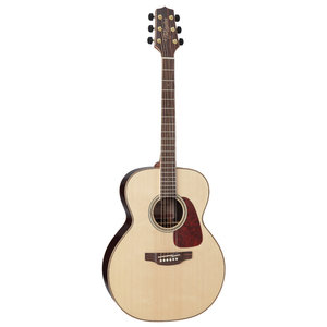 Takamine GN93-NAT NEX Cutaway, Solid Spruce Top, Rosewood & Quilted Maple Back
