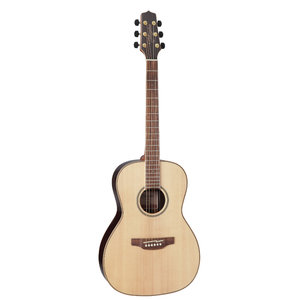 Takamine GY93-NAT New Yorker, Solid Spruce Top, Rosewood & Quilted Maple Back