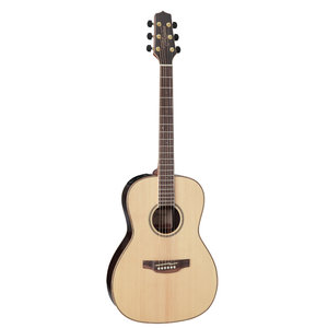 Takamine GY93E-NAT New Yorker, Solid Spruce Top, Rosewood & Quilted Maple Back w/ TK-40D Pickup