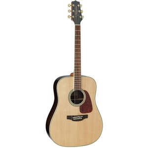 Takamine GD71-NAT Dreadnought, Solid Spruce Top, Rosewood Back