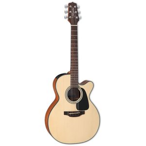 Takamine GX18CE Taka-Mini Electro-Acoustic Guitar, Solid Spruce Top, Mahogany Back w/Bag