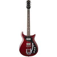 Gretsch G5135 CVT Electromatic with Mega'Tron pickups, Cherry Stain
