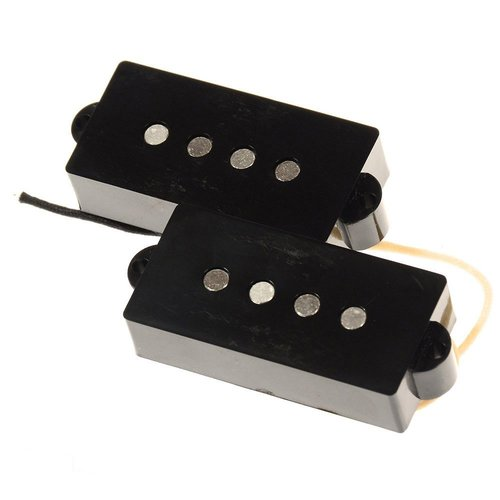 Bare Knuckle Bare Knuckle P-Bass '58 Spilt Coil Pickup Set