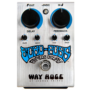 Way Huge Echo Puss STD Analogue Delay Pedal