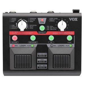 Vox Lil' Looper Pedal w/ FX