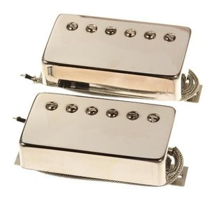 Bare Knuckle The Mule Humbucker Calibrated Covered Pickup Set