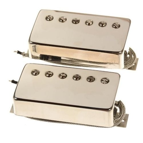 Bare Knuckle Bare Knuckle The Mule Humbucker Calibrated Covered Pickup Set