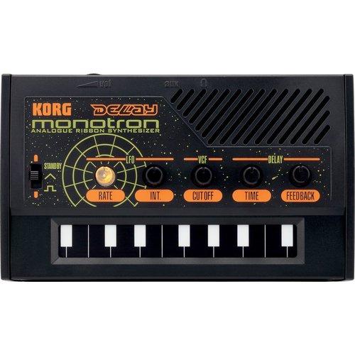 Korg Korg Monotron Delay Synth Analogue Ribbon Synthesizer
