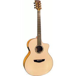 Faith Trembesi Neptune Electro-Acoustic, All Solid, Engelmann Spruce Top, Indonesian Trembesi Back
