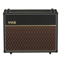 "Vox V212C Cabinet 2 x 12"", Celestion G12M Greenback Speakers"