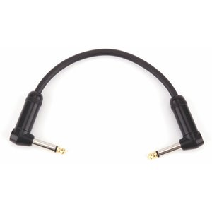 """Planet Waves Patch Cable. American Stage, 6"""" Right Angled"""