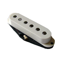 Bare Knuckle Irish Tour Strat Single Coil Pickup, Middle Only